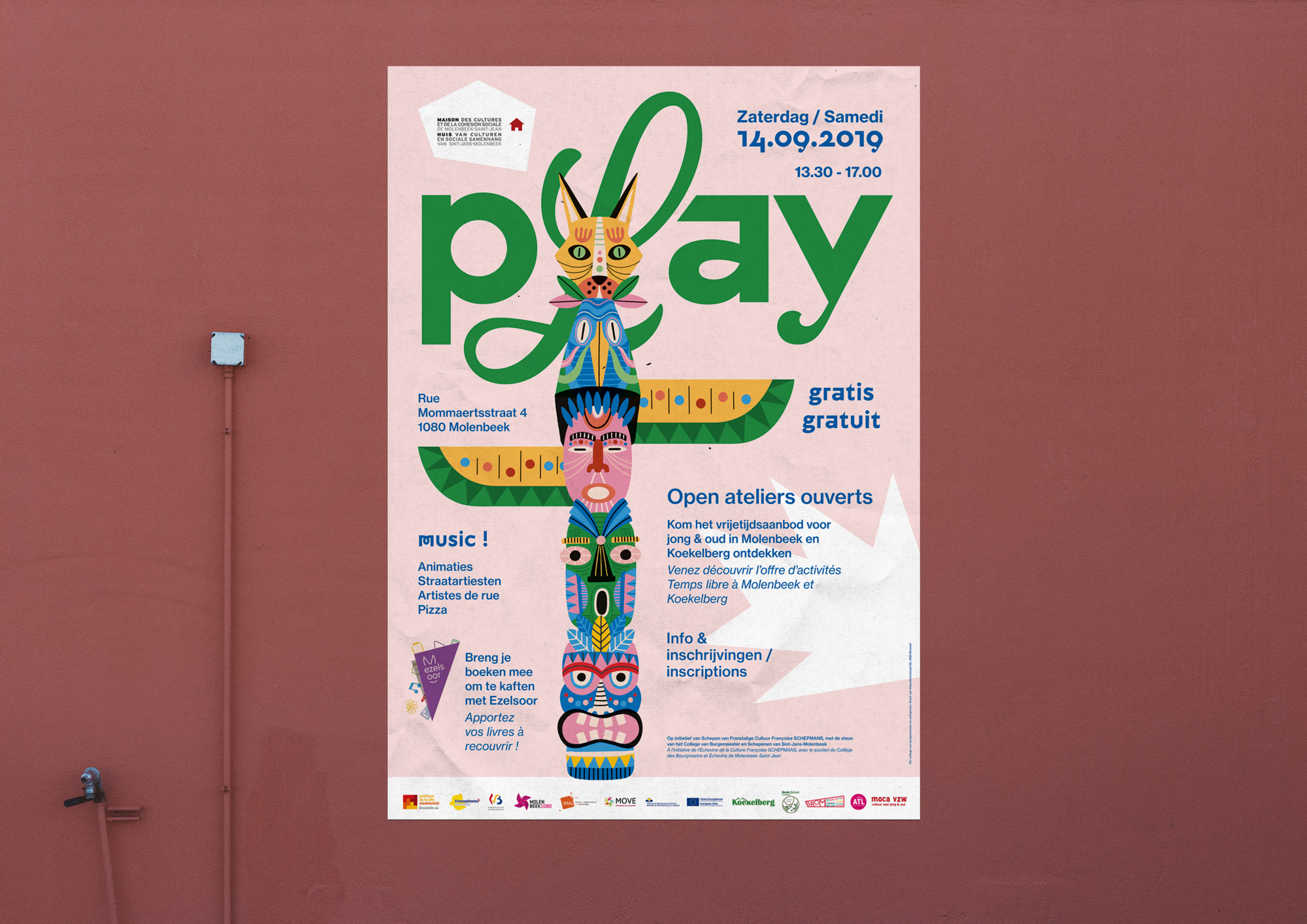 poster Play