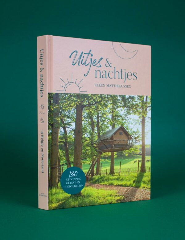 cover boek Uitjes en nachtjes